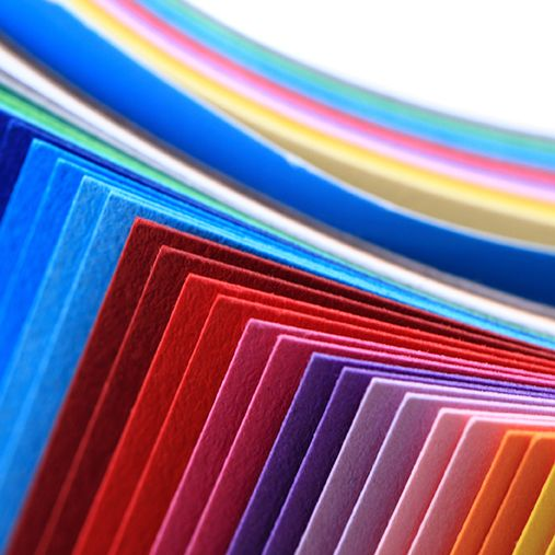 Colour Paper Packs & Sheets