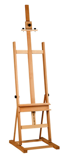 Studio Easel Denver 2850mm - Beech Wood