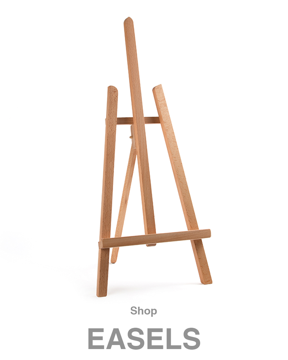 Studio Easels, Table Top Easels, Sketch Easels, Mini Easels,